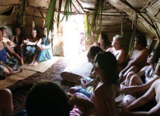 Hawaiian sweat lodge