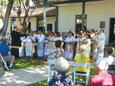Maui Tongan Choir