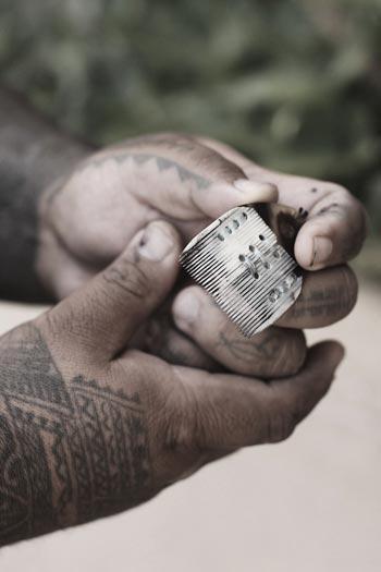Marked Hawaiian Tattoo Traditional Tattoos
