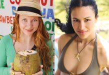 tropical fashion models