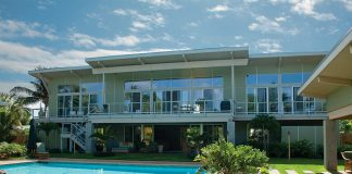 modern tropical homes
