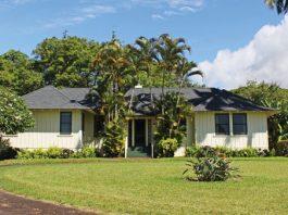 upcountry Maui home