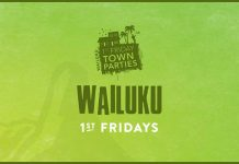 Wailuku Friday Town Party in Maui