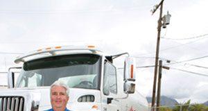 maui truck driver