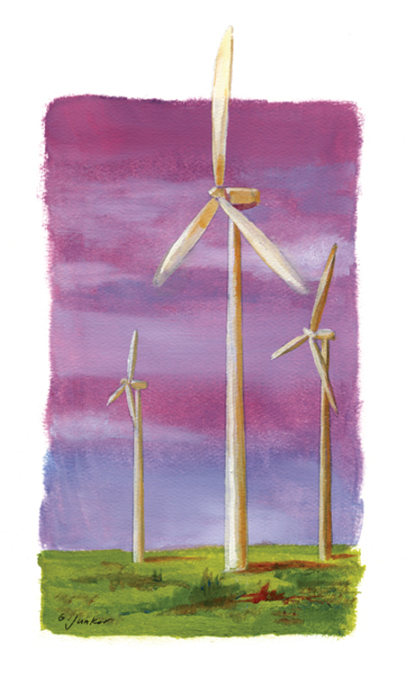 winds of change use of wind Charleston — for state sen randy smith, r-tucker, 18 years is long  enough for tax breaks on wind-power projects.