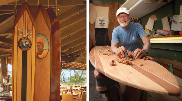 A New Wave For Wooden Surfboards Surfing Hawaii