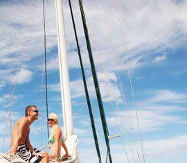 Maui yacht adventure